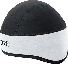 Gore Wear C3 Windstopper Helmet cap white/black (100398-0199)
