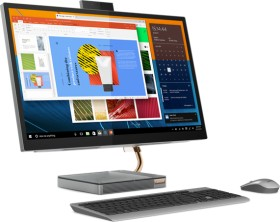Lenovo IdeaCentre AIO 5 27IMB05 Mineral Grey, Core i5-10400T, 8GB RAM, 512 SSD, GeForce GTX 1650 (F0FA003RGE)