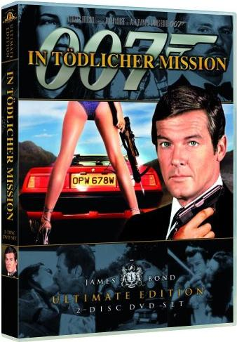 James Bond - In tödlicher Mission (Special Editions) -- via Amazon Partnerprogramm
