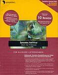 Symantec: Norton AntiVirus SBS WS+NS 8.0, 10 użytkowników (angielski) (PC) (10025047-IN)