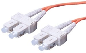 APC Fiber Channel Kabel Multimode Duplex 5m (12012-5M-E)
