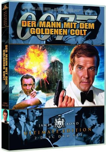 James Bond - Der Mann mit dem goldenen Colt (Special Editions) -- via Amazon Partnerprogramm
