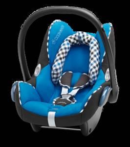 maxi cosi cabriofix checker blue 2012 heise online preisvergleich deutschland. Black Bedroom Furniture Sets. Home Design Ideas